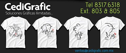 PLAYERAS BEAUTY AND THE BEAST
